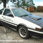 Toyota Trueno AE86 For Sale