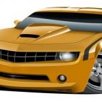 Muscle Car Artwork