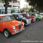 Mini Cooper Gathering 19 July 2009 in Malaysia