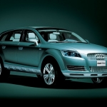 List of Audi Cars