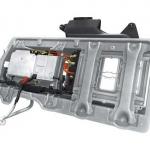 Lithium batteries for hybrid cars