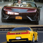 The legendary Acura NSX is back!