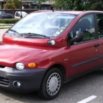 World's ugliest car: The Fiat Multipla is with beer belly
