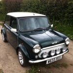 2000 Mini Cooper Sport