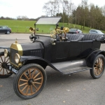 eBay find of the day: 1916 Ford Model T Tourer