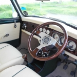 Another Show Winning Mini with A.J. Interior