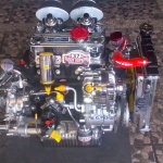 These car engines are cleaner than your toilet