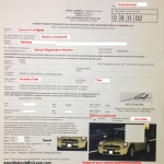 What Does a Speeding Ticket Look Like