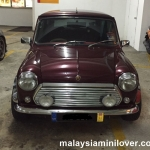A Beautiful 1999 Mini Cooper 40th Anniversary