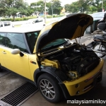 Mini Cooper Maintenance Cost at 100,000km (62,000miles)